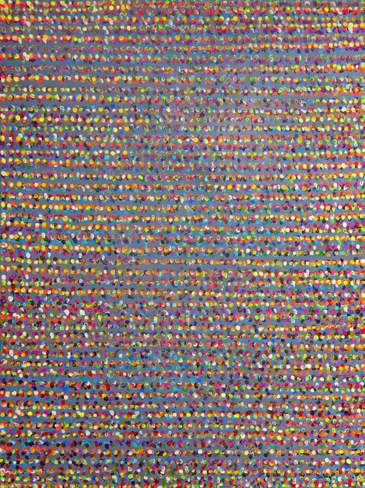 Do M a/d nº 3, 2013. Acrylic on canvas. 160 x 120 cm.
