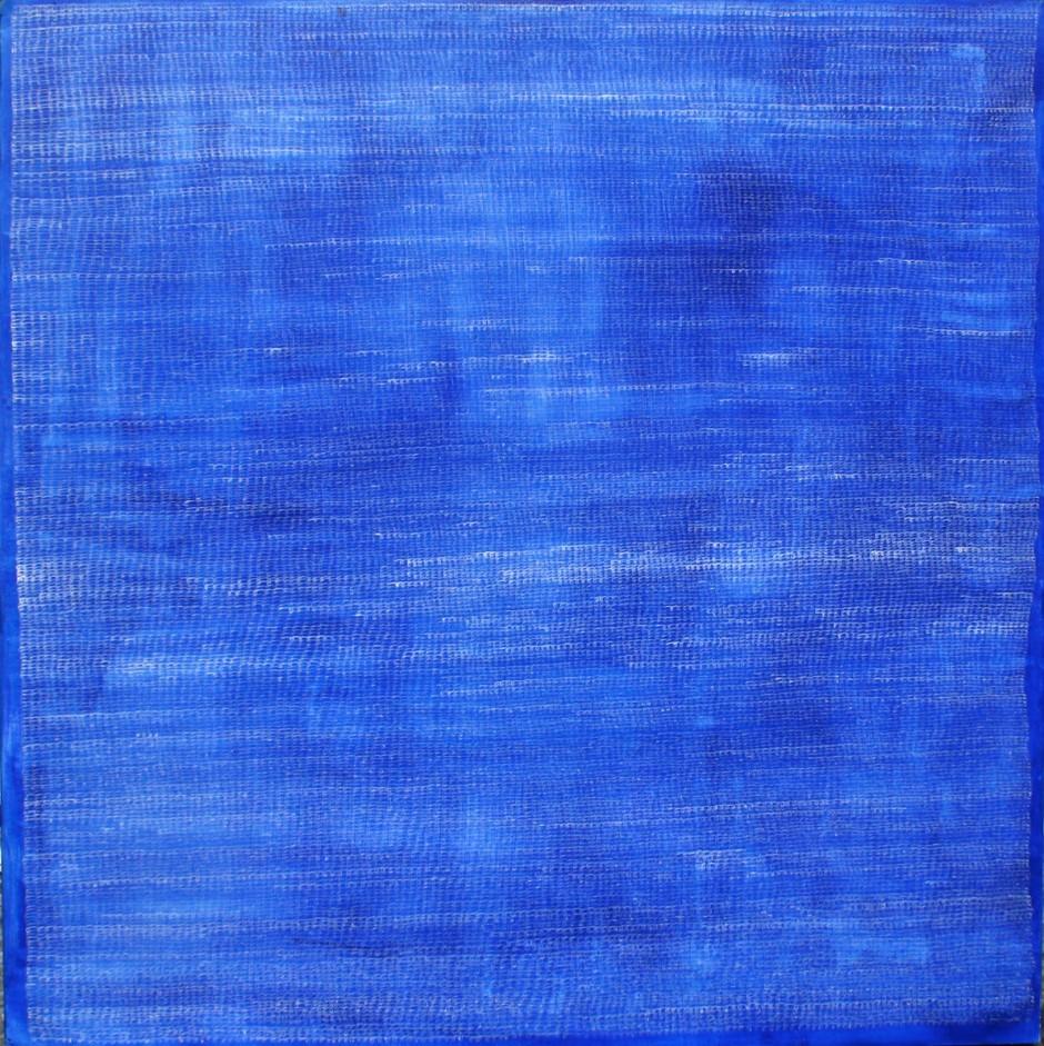 Untitled, 2005. Acrylic on board. 60 x 60 cm.